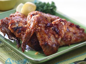 Resep Ayam: Spicy Buffalo Wings