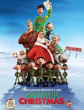 Arthur Christmas: Bagaimana Santa Clause Bekerja?