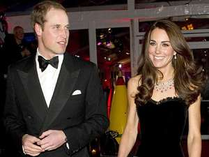 Digosipkan Hamil, Kate Middleton Tampak Langsing