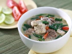 Resep Sayuran: Sayur Lombok Ijo