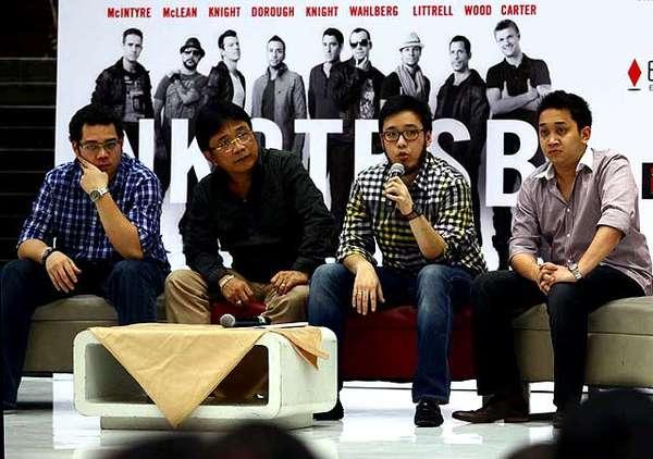NKOTBSB Siap Goyang Jakarta