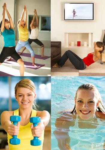 9 Olahraga Paling Cepat Turunkan Berat Badan