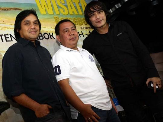 Dwiki Dharmawan Ramaikan Pesta Budaya Lombok Tengah
