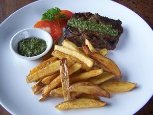 Menikmati Steak Argentina Halal di Ubud