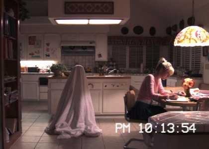 Paranormal Activity 3 Sepi Itu Menyeramkan