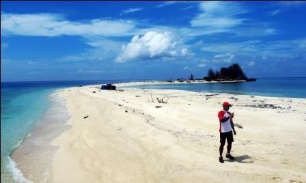 Pulau Kodingareng Keke.