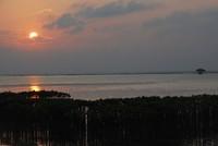 Sunrise di Pulau Pramuka