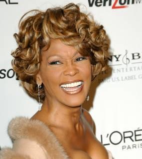 Penyanyi Whitney Houston Meninggal Dunia