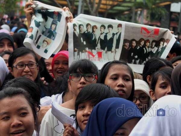 ELF Minta Super Junior ke Indonesia