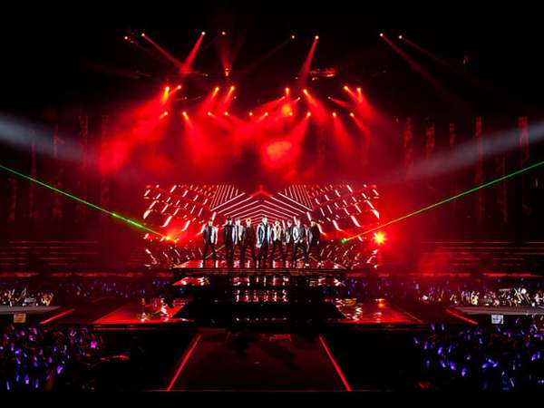 Panggung Megah SS4 Super Junior di Singapura