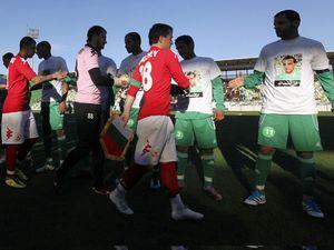 Rakyat Libya Akhirnya Nonton Bola Lagi