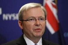 Menlu Kevin Rudd Mundur, PM Australia Kecewa