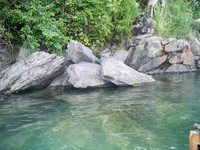 Sisi lain danau yang cantik dan unik (hadi/dtraveler)