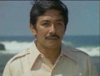 Aktor Kaharuddin Syah Tutup Usia