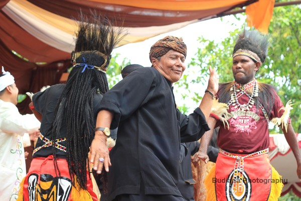 Upacara Pengukuhan Raja Galuh Pakuan Simbol Pelestarian Budaya