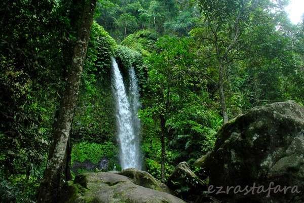 87+ Gambar Air Terjun Terindah Di Indonesia