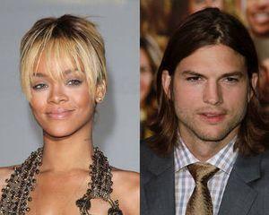 Demi Moore Kesal Rihanna Dekat dengan Ashton Kutcher