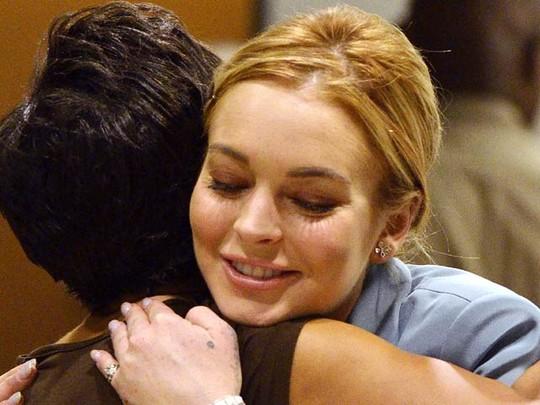 Lindsay Lohan Bebas