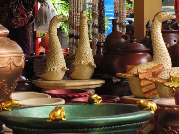 Oleh Oleh Cantik Dari Desa Wisata Kasongan Yogyakarta
