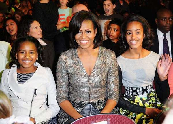 Michelle Obama, Tamu Istimewa di Kids Choice Award
