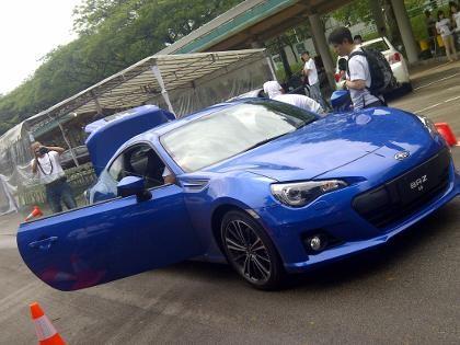 Masuk Indonesia, Subaru BRZ Ditaksir Rp 700 Jutaan