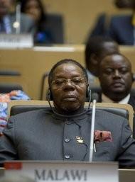 Presiden Malawi Dikabarkan Meninggal Dunia
