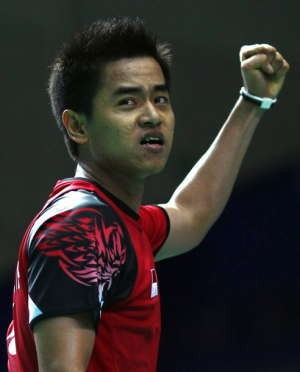 Simon Kalah, Indonesia Sisakan Satu Wakil di Final