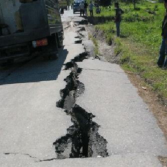 Foto akibat gempa Aceh yang kemungkinan palsu (Ist.)
