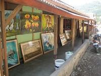 Deret lukisan (pesona-bandung.blogspot.com)