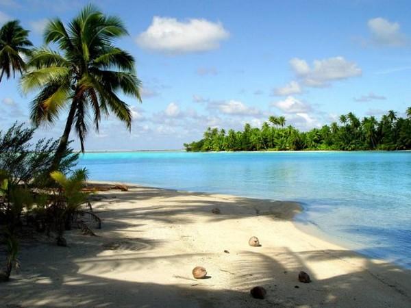Kecantikan Pantai Lombok