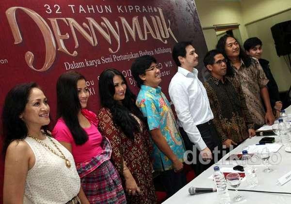 Denny Malik Siap Gelar Konser