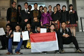 Pelajar Indonesia Borong Gelar Juara International Conference of Young Scientists