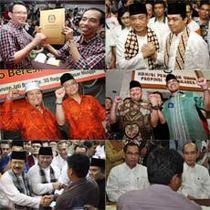 UI Gelar Debat Cagub DKI Jakarta, Foke Absen
