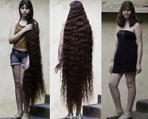 Gadis Ini Jual Rambutnya Demi Beli Rumah