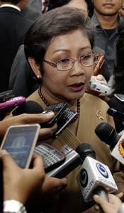 Per 30 April 2012, Endang Rahayu Tak Lagi Menkes RI