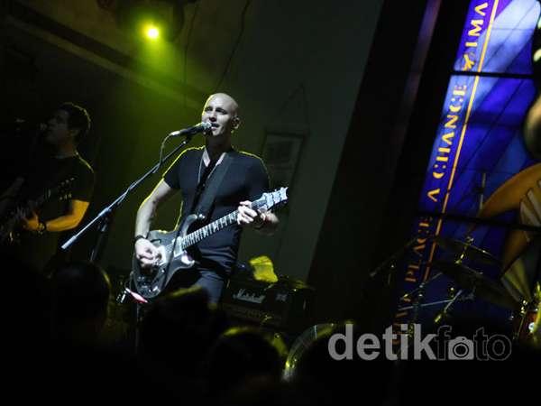 Vertical Horizon Gelar Konser di Jakarta