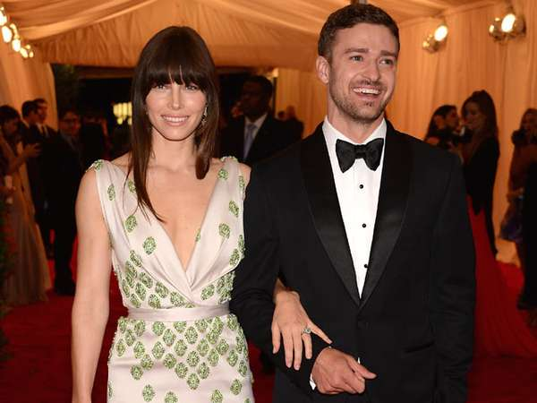 Serasinya Justin Timberlake & Jessica Biel