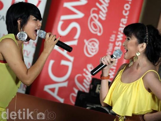 Nyanyi, Kiki Amalia Ingin Seperti Katy Perry