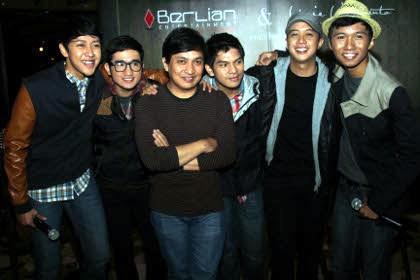 Yovie Widiyanto Bentuk 5 Romeo