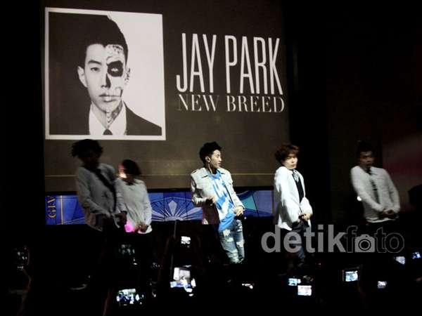 Kejutan Bintang KPop Jay Park untuk Penggemar