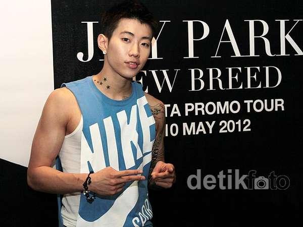 Bintang KPop Jay Park Sambangi Jakarta