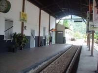 Stasiun sekaligus Museum Kereta Api Sawahlunto (dok.Putri/detikTravel)