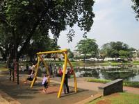 Area permainan dijamin bikin betah anak-anak (Fitraya/detikTravel)
