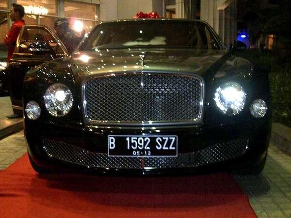 Ini Dia Mobil Rp 9 M Milik Putri Hotman Paris
