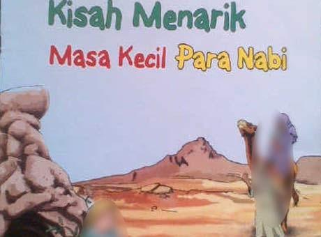 Buku Bergambar Nabi Muhammad Sempat Bikin Siswa di Solo Kaget