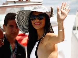 Nicole Scherzinger Tampil Hot di GP Monaco