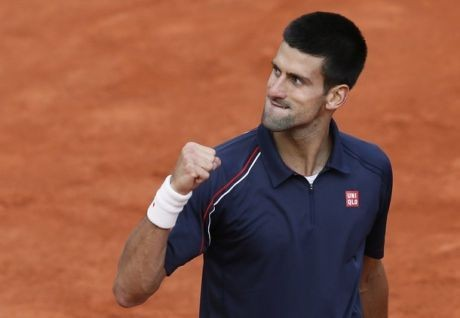 Tekuk Federer, Djokovic Pertama Kali ke Final
