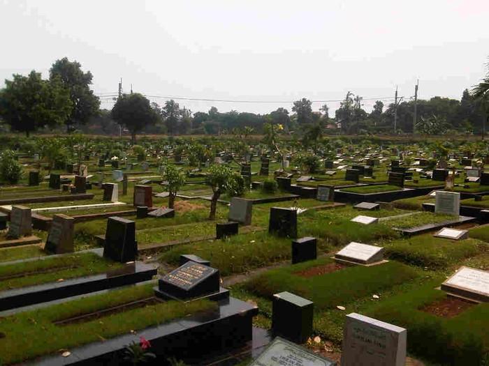 Lahan Kuburan di Jakarta Kritis, Jasad Ditumpuk Bisa Dibolehkan