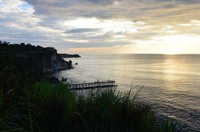 Sunset di Rock Bar Ayana Resort