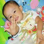 Abimanyu Senna Aprilio, lahir 13 April 2010, putra dari Keluarga Andi Oktapianto di Denpasar. Berat Badan 14 kg dan Tinggi Badan 87 cm. '5 kelebihan....gara-gara iklan....hehe'